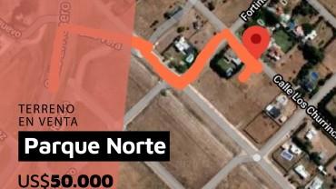 Terreno en venta en Parque Norte